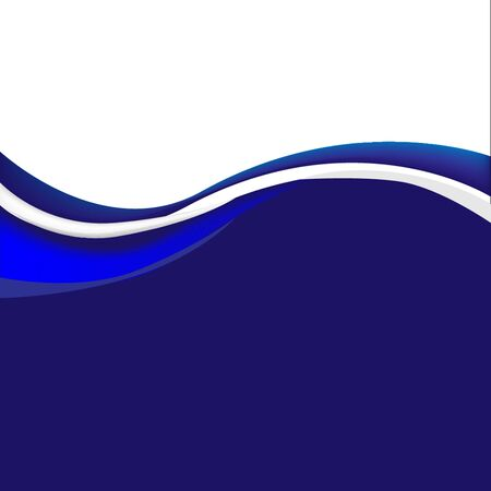 abstract bacground: Vector illustration abstract wave water bacground art Illustration