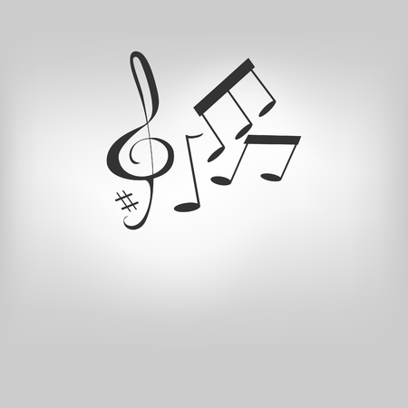 musik: vector musik illustration symbol culture isolated, musical.