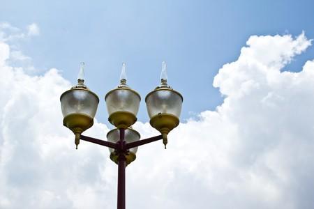 The lamp Stock Photo - 7860575