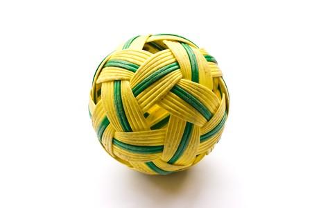 sepak takraw ball photo
