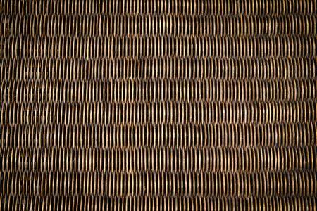 malacca: texture di legno nero rattan Archivio Fotografico