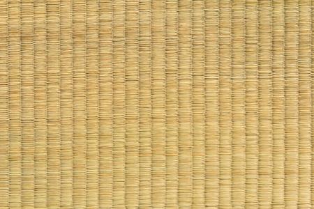 weven mat textuur Stockfoto
