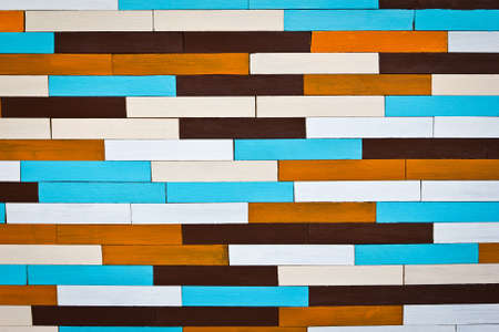 colorful wood texture for background photo