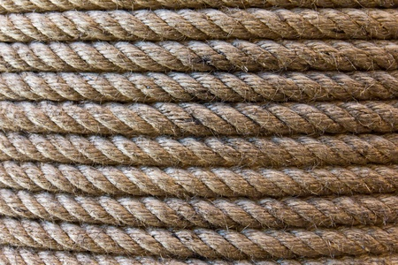 rope texture photo