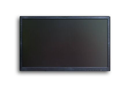 lcd: wide screen TV