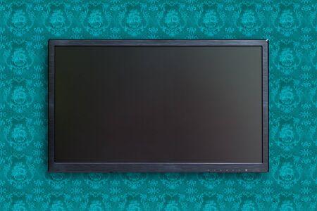 wide screen TV photo