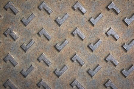 grunge steel texture for background photo