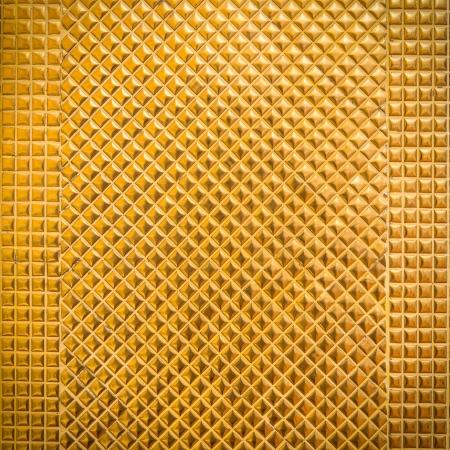 Gouden mozaïek voor achtergrond Stockfoto - 16683065