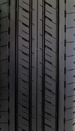grooves: new tire texture