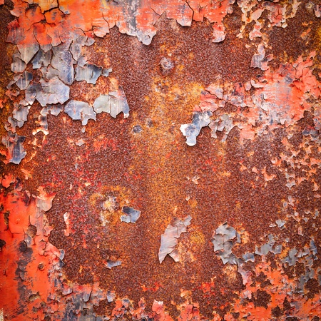 grunge metal rusty surface texture Stock Photo - 19502377