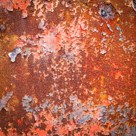 grunge metal rusty surface texture Stock Photo - 19502381