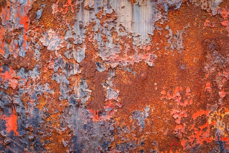 grunge metal rusty surface texture Stock Photo - 19502403