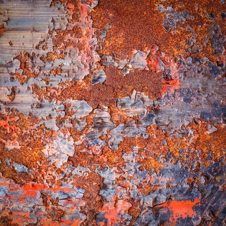grunge metal rusty surface texture Stock Photo - 19502370