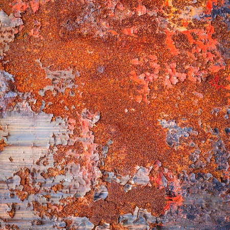 grunge metal rusty surface texture Stock Photo - 19502376