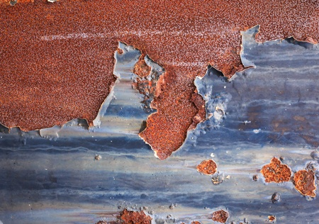 grunge metal rusty surface texture Stock Photo - 19502396