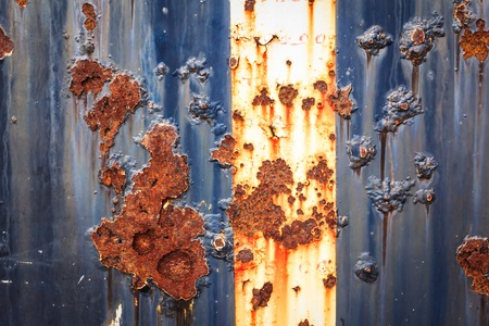 grunge metal rusty surface texture Stock Photo - 19502357