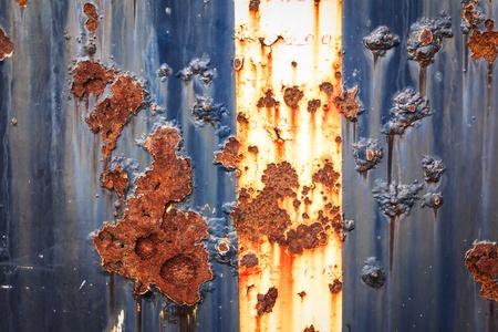 grunge metal rusty surface texture Stock Photo - 19502357