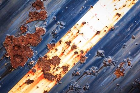 grunge metal rusty surface texture Stock Photo - 19502358
