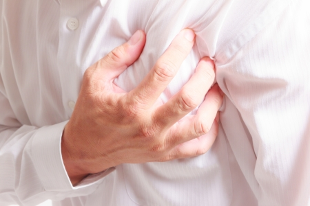angina: ataque del coraz?