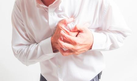 angor: crise cardiaque