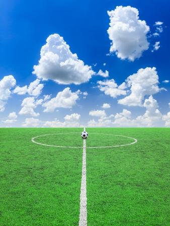 soccer football field photo