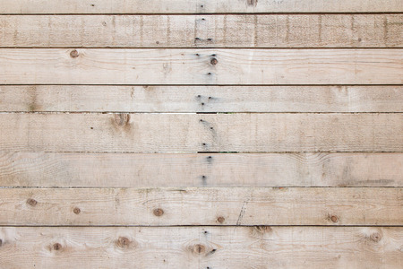 unpainted: Unpainted wood board wall texture background. Stock Photo