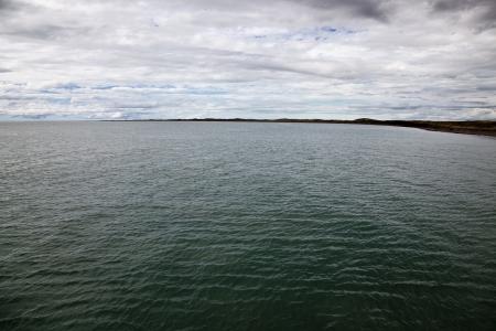 tierra: Dramatic view of the tierra del fuego coast line