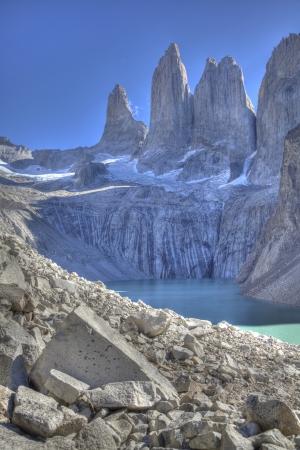 torres: Torres del paine view, chilean patagonia
