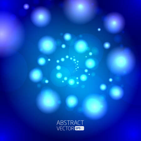 Abstract bubbles  background Stock Vector - 18592987