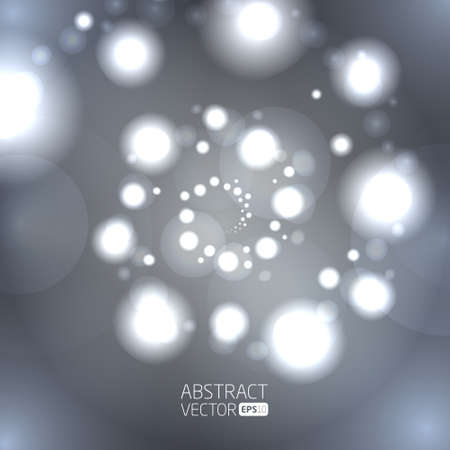 Abstract bubbles  background Stock Vector - 18592999
