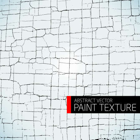 Abstract grunge paint texture vector background Illustration
