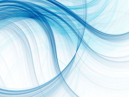 wavy: Abstract fractal background. Computer generated graphics. Light wave 3D. Stock Photo