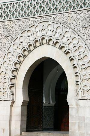 Great Mosque of Paris (Grande Mosquee de Paris) - Muslim temple in France photo