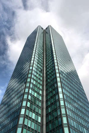 which: Eight tallest structure in Paris - Tour Gan skyscraper in La Defense district. It was infamous for use of asbestos which was removed between 1995 and 2001. Editorial