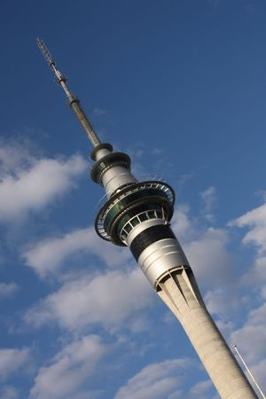 tallest: Sky Tower in Auckland CBD. Tallest free-standing structure in the Southern Hemisphere. Observation and telecommunications tower.