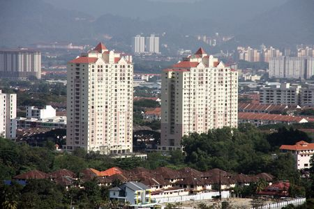 mont: Expensive neighborhood - Mont Kiara in Kuala Lumpur, Malaysia. Popular among and populated mostly by expatriates.