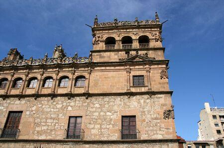 salamanca: Monterrey Palace (Palacio de Monterrey) in Salamanca, Spain