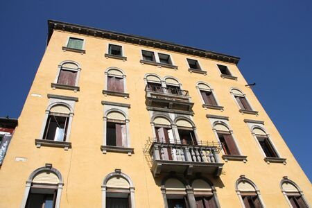 Old building in Venice, Italy. Beautiful travel destination. Stock Photo - 6348448