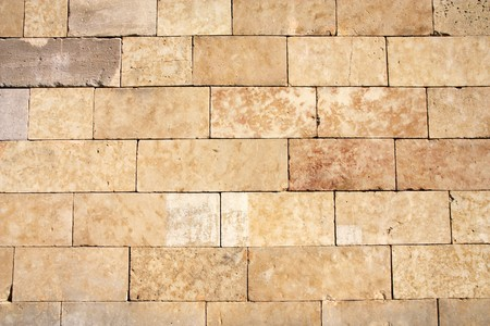 Grunge sandstone background texture. Old stained wall. Stock Photo - 7185267