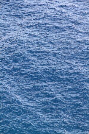 Adriatic Sea water background. Blue water abstract. Zdjęcie Seryjne