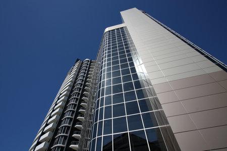 BRISBANE, AUSTRALIA - MARCH 20: IBM Centre building on March 20, 2008 in Brisbane, Australia. The building is 59m tall.