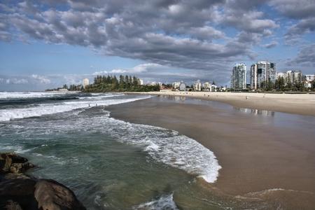 Burleigh Heads. Gold Coast region of Queensland, Australia. photo