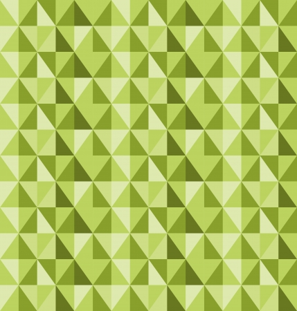 Diamond shape seamless background illustration. Repeating triangle geometric shapes pattern. Vector