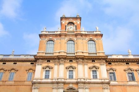 ducale: Modena, Italy - Emilia-Romagna region. Palazzo Ducale - currently military academy.