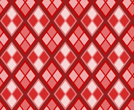 lozenge: Seamless texture. Rhombus diamond background illustration. Lozenge and rhombus shapes.