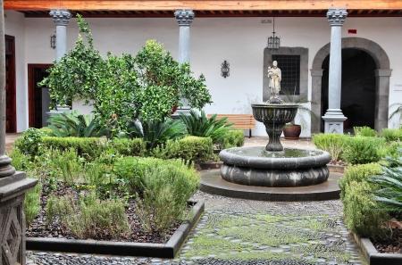 Tenerife, Canary Islands, Spain - Old Town of San Cristobal de La Laguna