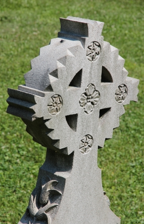 allegheny: Pittsburgh, Pennsylvania - city in the United States. Tombstone at famous Allegheny Cemetery.