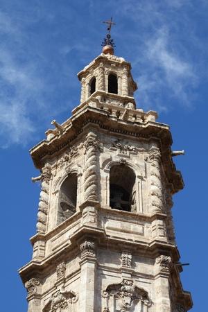 catalina: Valencia, Spagna. Santa Caterina torre (Torre Santa Catalina).