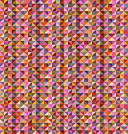 Triangle shape seamless background texture illustration. Repeating diamonds geometric shapes pattern. Vector