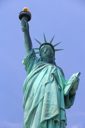 New York City, United States - Statue of Liberty photo